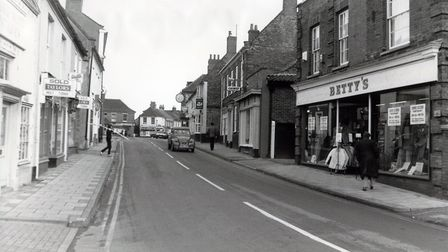Holt high street, November 1986. Picture: Archant library