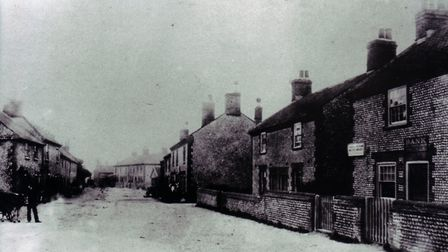 Sheringham High Street, dated 1890. Photo: Archant Library