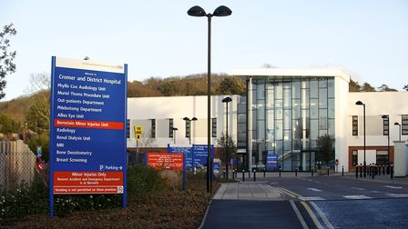 Cromer and District Hospital Photo by Mark Bullimore