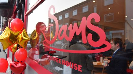 Sams Cafe in Bevan Street East, Lowestoft. Picture: Archant.