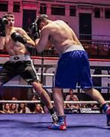 Chessboxing sees two contestants climb into the ring and compete in alternating rounds of chess and