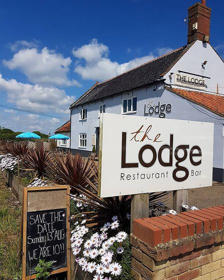 Breckland Council has approved plans at The Lodge in North Tuddenham. Picture: Vikki King