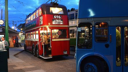 A Trolleybus weekend at the East Anglia Transport Museum in Carlton Colville was hailed a success. P