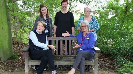 St Nicholas Hospice Care�s Family Support Service is on the lookout for new volunteers. Picture: St