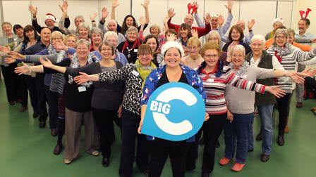 The Big C is calling on local groups to consider supporting the organisation with performances in No