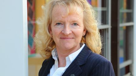Valerie Moore, chief executive of the Right for Success Trust. Picture: Steve Adams