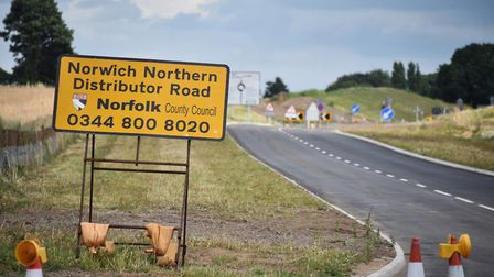 The NDR is still under construction, but details of the so-called missing link to join it to the A47
