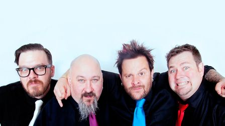Bowling For Soup will be performing their album Drunk Enough To Dance in its entirety at UEA in Febr