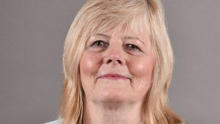 Penny Carpenter, who represents Caister-on Sea for the Conservative party on Norfolk County Council.
