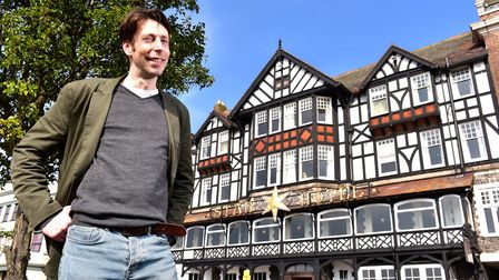 The Star Hotel in Gt Yarmouth is set to open its doors again after a major refurbishment.Owner Pau