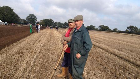 The Tracks charity ploughing event. Photo: The Big C