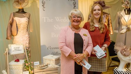 EDP Bride: The Wedding Show was held at Ivy House Country Hotel in Oulton Broad on Sunday. Photo: Le