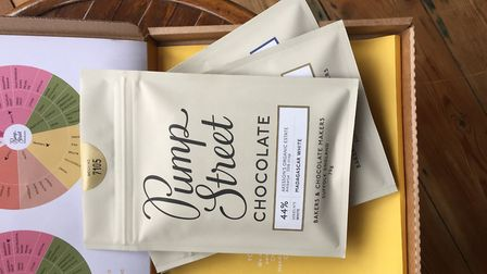 Pump Street Bakery offers a chocolate subscription.