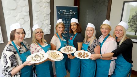 Chappel Chocolate House chocolate parties