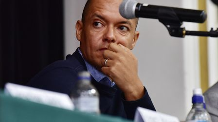 Norwich South MP Clive Lewis. Picture: Nick Butcher