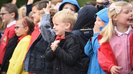 South Wootton Infant School has been accredited a Bronze Mark by the Council for Learning Outside th