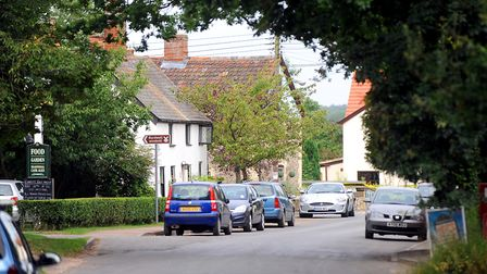 Bardwell, where the alleged incident took place. Picture: GREGG BROWN