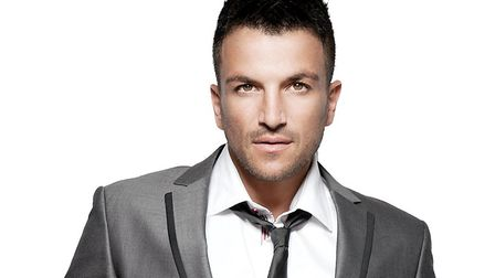 Peter Andre. Picture: Submitted