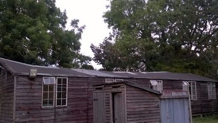 1st Earsham Scout Hut. Picture: Courtesy of Helen Colman