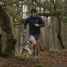 Sportlink director, agent and promoter Neil Featherby out on a morning run. For : EDP Norfolk Magaz