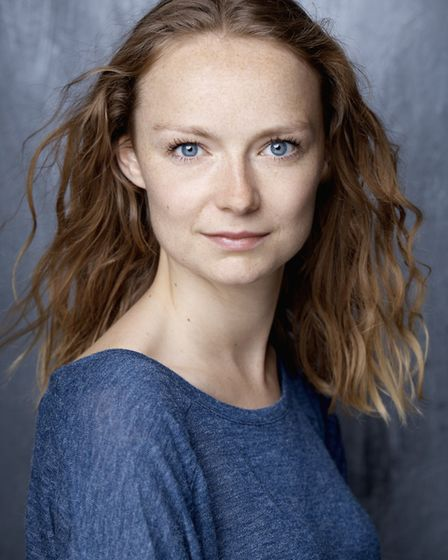 Joanna Brown is part of the cast of My First Panto: Little Red Riding Hood at The Garage. Photo: su