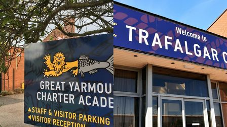 There are proposals for a merger of Trafalgar College and Great Yarmouth Charter Academy. Picture: D