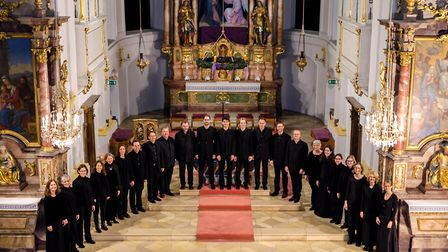 The Vokal Ensemble M�nchen are coming to Wymondham. Picture: Vokal Ensemble M�nchen