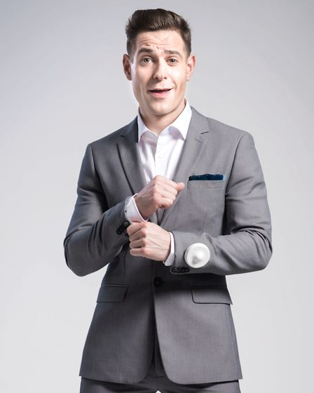 Lee Nelson is performing at Norwich Playhouse on November 29 and 30 2017. Photo: supplied by Norwic