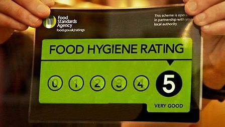 South Norfolk Council has issued a food hygiene warning ahead of the Christmas period. Picture Archa
