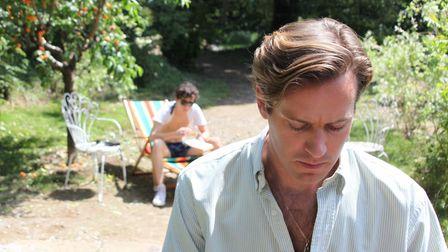 Armie Hammer and Timothee Chalamet in Call me By Your Name. Photo: Sony Pictures Classics