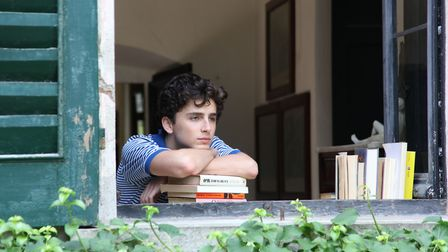 Timothee Chalamet as Elio in Call me By Your Name. Photo: Sony Pictures Classics