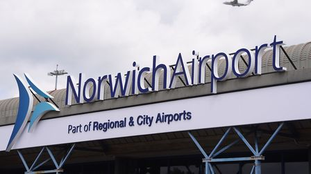 Norwich Airport.