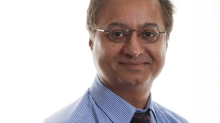 North Norfolk Clinical Commissioning Group chairman Anoop Dhesi was the best paid CCG chair in Norfo