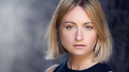 Lizzy Watts is playing Hedda Gabler in the tour. Photo: Submitted