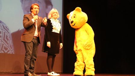 Treasure Quest Live Children in Need show at the Playhouse. Picture: BBC Radio Norfolk