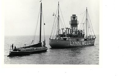 The Lynnwelllightship. Picture: Archant library