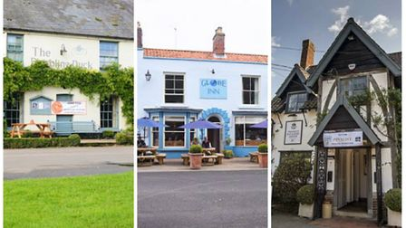 Lots of Norfolk restaurants are taking part in Restaurant Week. (L-R) The Dabbling Duck (photo: Ian