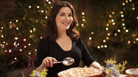 WARNING: Embargoed for publication until 00:00:01 on 24/10/2017 - Programme Name: Nigella: At My Tab