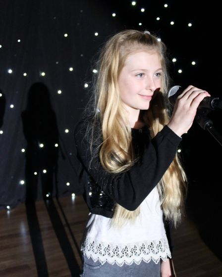 The students showed off their talents. Picture: Ormiston Academies Trust
