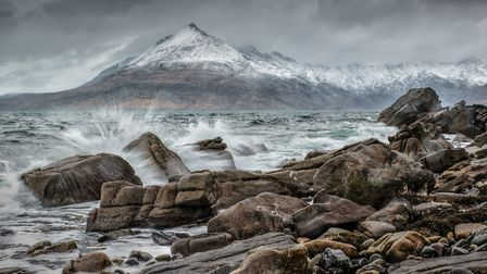 The Cuillin Hills by Nick Akers.