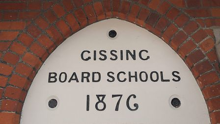 The Old School at Gissing, where Gissing Children's Centre is based. Picture: ANDY DARNELL