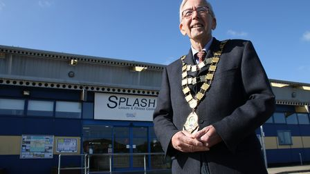 David Gooch has resigned as mayor of Sheringham in a shock move. Picture: Ally McGilvray