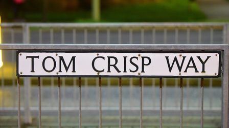 Police are hunting a man who indecently exposed himself to a teenage girl on Tom Crisp Way, Lowestof