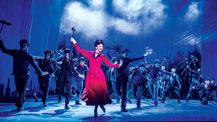 Mary Poppins took �1.99m at the Norwich Theatre Royal box office - more than any other single show i
