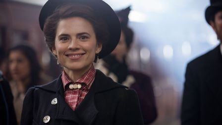 Hayley Atwell is a spirited Margaret Schlegel in Howards End