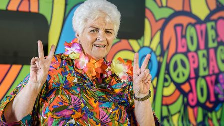 Pam St Clement has a higher purpose in Gone to Pot (c) ITV