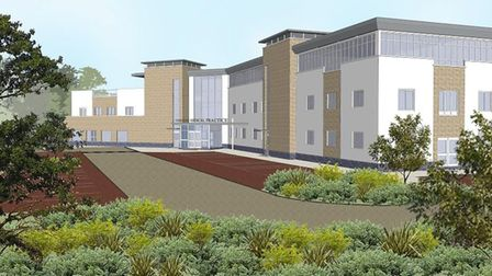 Fakenham Medical Centre. Picture: Submitted