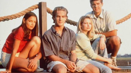 Dawson's Creek is now available to stream on All 4