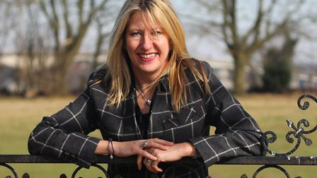 Minnie Moll, joint chief executive of the East of England Co-op, who has spoken for the first time o