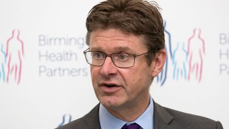 Business Secretary Greg Clark. Pic: Aaron Chown/PA Images.